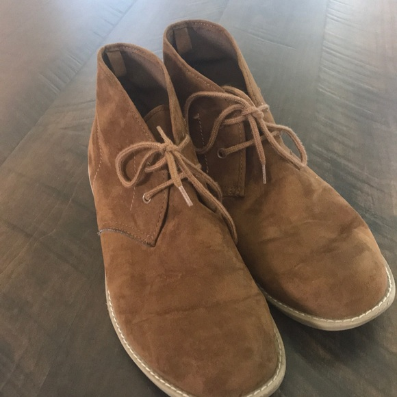 23d819a957fe0 American Eagle Outfitters Other - AEO men's suede desert chukka boots 9.5